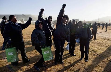 Массовые забастовки грозят сорвать чемпионат мира