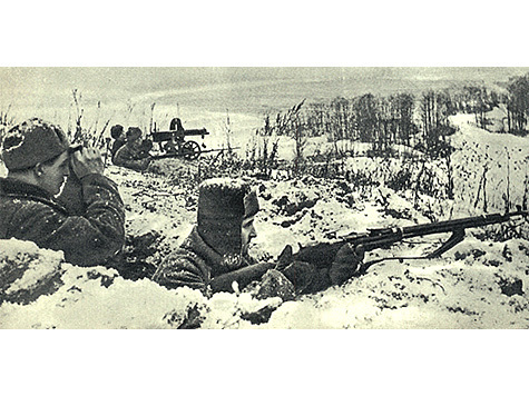 Ветеранов поощрят за битву под Москвой