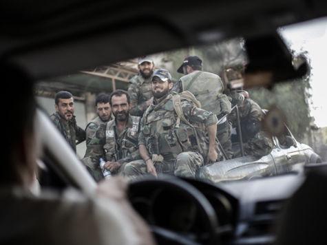 СМИ: сирийские повстанцы применили химоружие против курдов рядом с турецкой границей