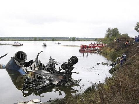 Эксперты провели аналогию между трагедией в Ярославле и катастрофой в Иркутске