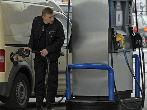 Цены на бензин приготовились к прыжку?