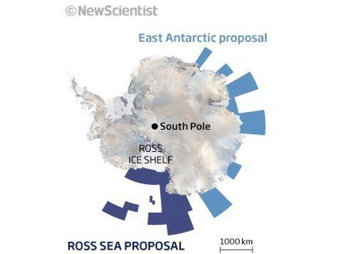 Российские власти оскандалились, выступив против заповедника в Антарктике
