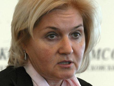 Ольга Голодец недовольна Вероникой Скворцовой