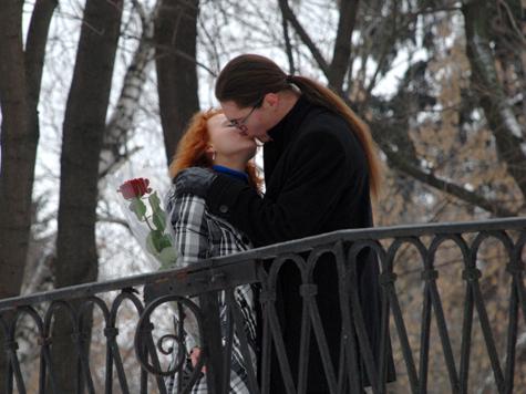 Поцелуи в Венеции