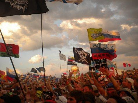 Крупнейший музыкальный фестиваль в 10-й раз состоится под открытым небом