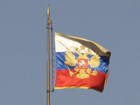 Российский флаг: красивый, но часто неправильно поднятый
