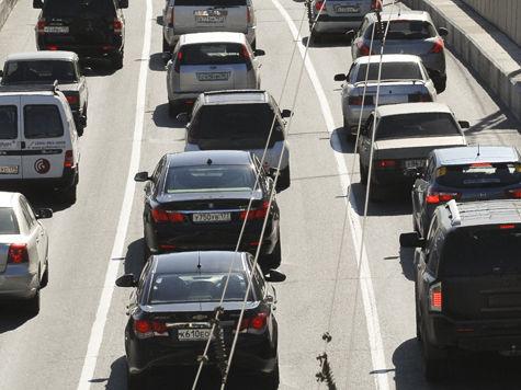 Для первой столичной «дороги будущего» отечественный автопром уже предложил новую машину