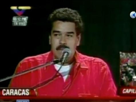 Предвыборную кампанию в Венесуэле кандидаты начали с взаимных нападок