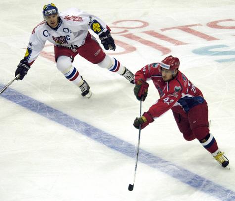 Такой хоккей Москва еще не видела