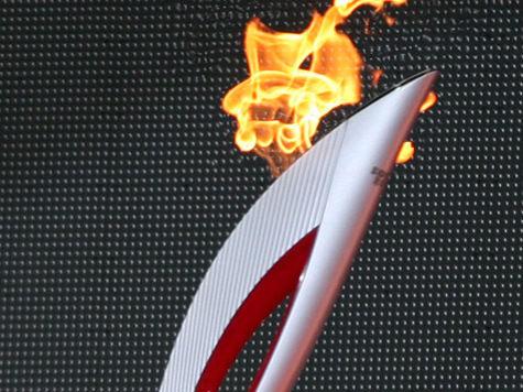 Олимпийский факел утопят в Байкале