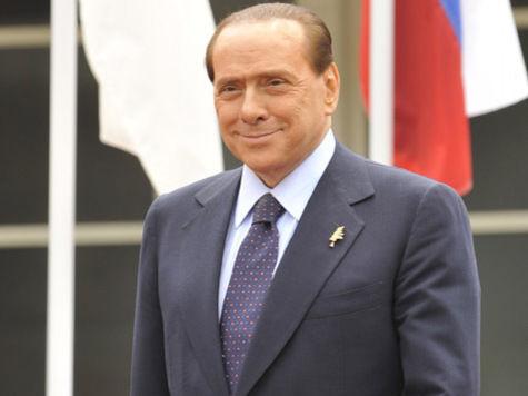 Получит ли Берлускони российский дипломатический паспорт в подарок от Путина на Рождество?
