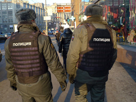 Туристов в Москве будет ждать полиция