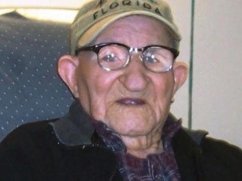 Умер самый старый мужчина нашей планеты