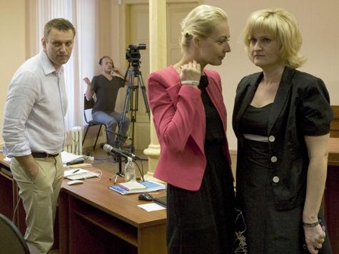 Алексей Навальный: «Глупо оказаться в камере, если у тебя нет тапок и спортивных штанов»