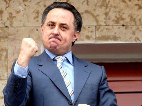 Тем не менее, министр спорта РФ полон оптимизма