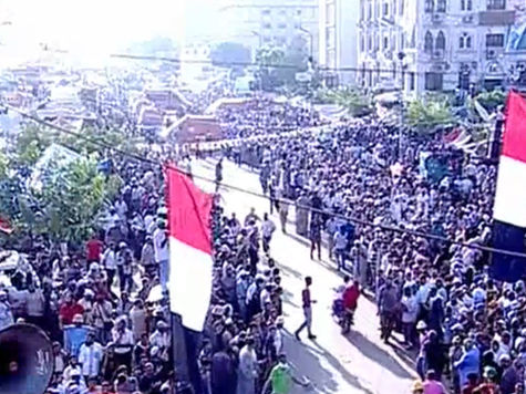 «Братья-мусульмане» отказались сотрудничать с временными властями Египта