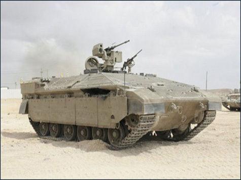 Американская БМП будет почти в 2 раза тяжелее русского танка T-90