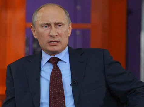 Путин устроил совещание на ГЭС: «Люди очень обеспокоены!»