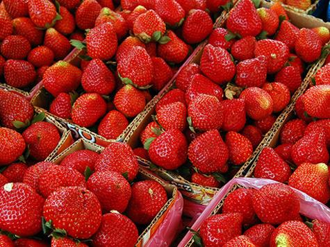 Роспотребнадзор опровергает собственный запрет на европейские ягоды