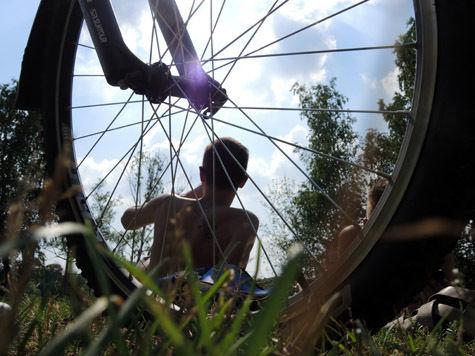 Московскую велоночь горожане проведут с Маяковским