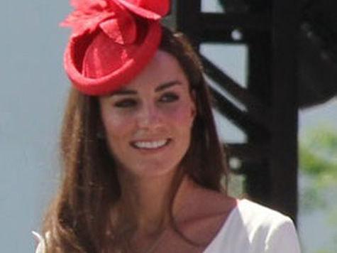 Герцогиня Кембриджская Кейт подарила принцу Уильяму сына