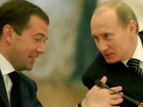 Раздражение Медведева, молчание Путина