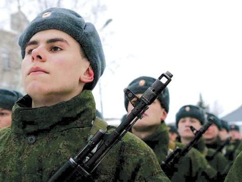 Сержант станет отцом солдатам