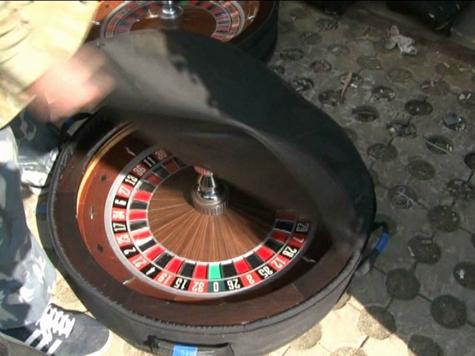 Аниматоры открыли казино с доставкой на дом