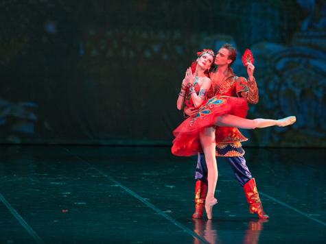 В балетном царстве, в балетном государстве