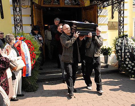 Михаила Козакова проводили, как он хотел