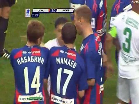 Прядкину не понравилось поведение игроков и фанатов в центральном матче 13 тура