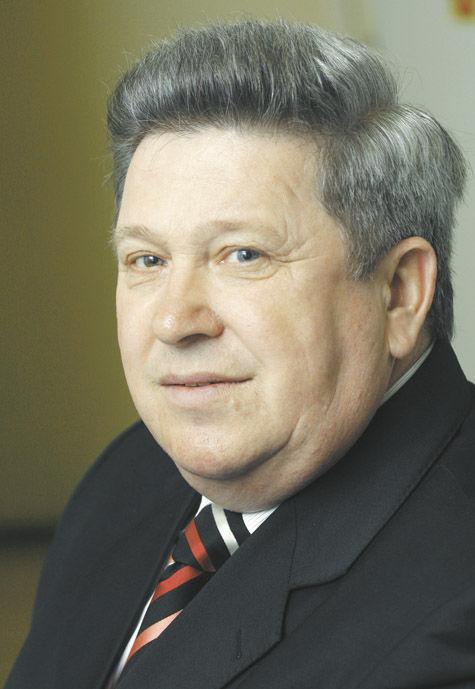 Александр УВАРОВ, президент Федерации прыжков на лыжах с трамплина и лыжного двоеборья,— специально для «МК»
