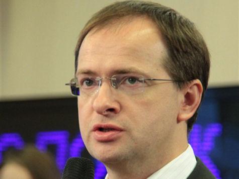 Глава ведомства Владимир Мединский счел несправедливым возвращение церкви консерваторских зданий