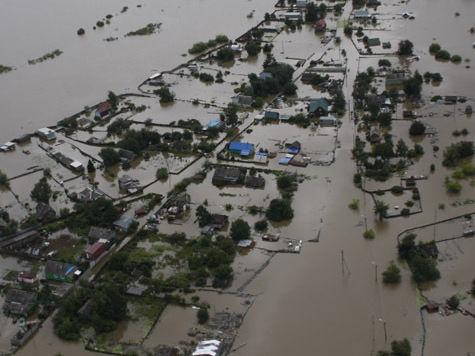 «Сухой закон» в наводненном городе