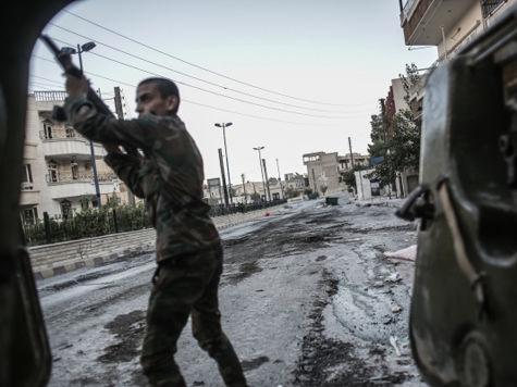 Сирийское химоружие планируют уничтожить в море