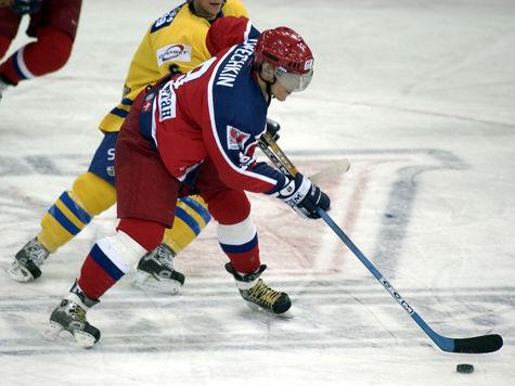 Так сошлись хоккейные звезды
