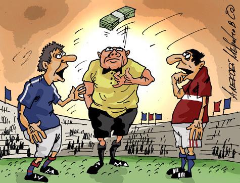 """Играя в """"спорт""""-конторах, можно заработать 1% в день. Или потерять все"""