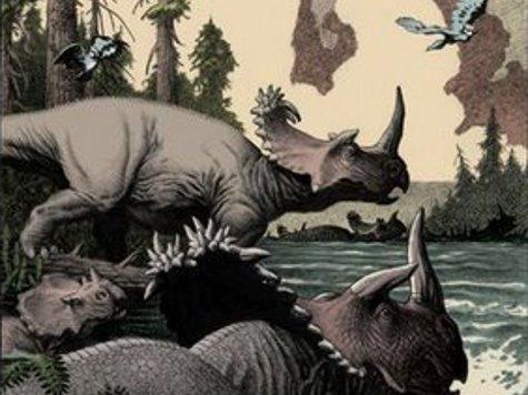 Самое большое в мире кладбище динозавров было обнаружено в провинции Альберта, Канада.