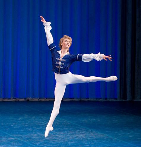 А как же в области балета?