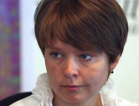 Евгения Чирикова спасет тайгу