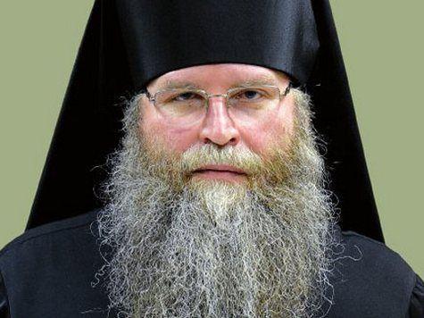 У епископа Муромского в Москве угнали Lexus