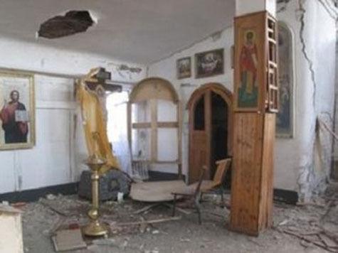 В Запорожье назначили виновных во взрыве храма?