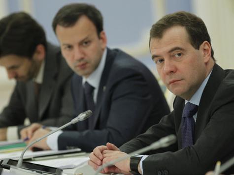 Медведев обсудил больные вопросы экономического сектора с экспертами Открытого правительства