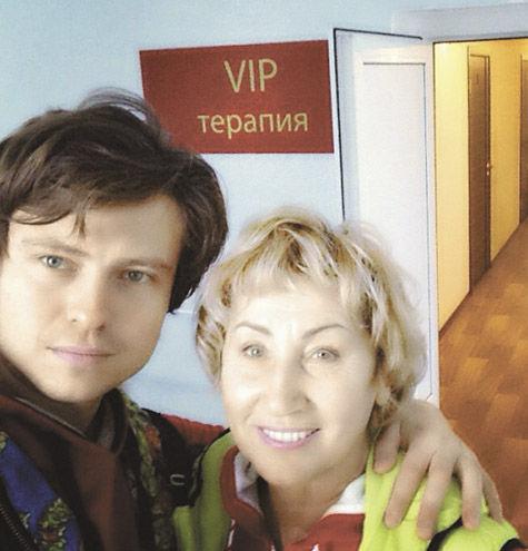Невеста Прохора Шаляпина не может иметь детей