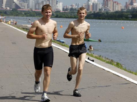 Для москвичей составят план утренних пробежек