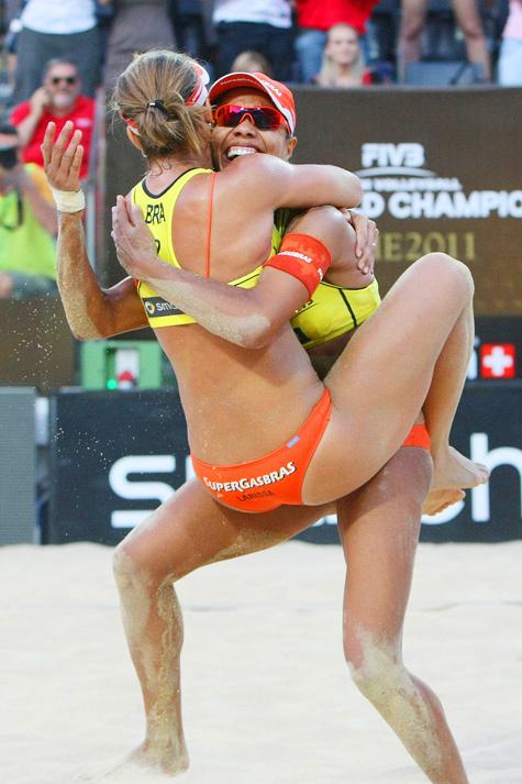 В Италии увидели, каким красивым может быть волейбол