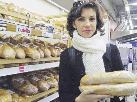 Хлеб уже не торт