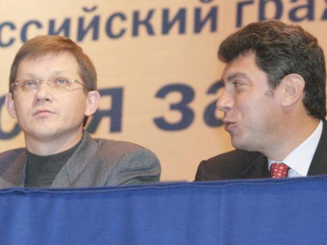 Несистемщики придут к Медведеву