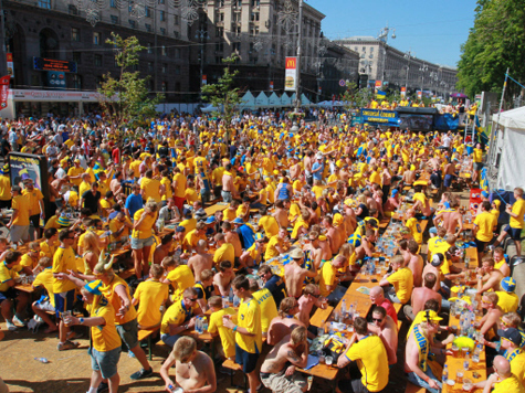 Еще один скандал намечается на чемпионате Европы 2012 года