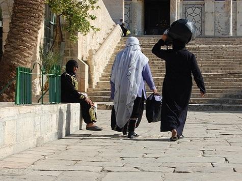 Арабский сектор: эмиграция